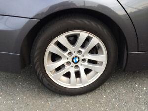 Roue + tire bmw