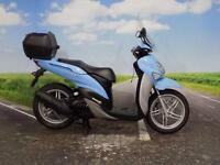 Yamaha HW 125 XENTER 2014