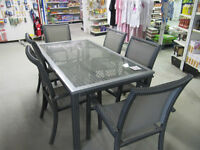 7piece Patio set/Brand New