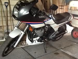 Yamaha FJ 600