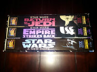 1995 Star Wars Trilogy VHS Box Set  Check out my other ads!