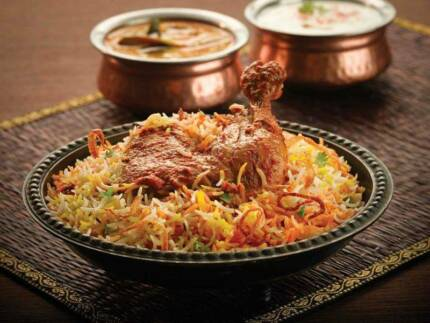 Indian Pakistani food Catering - Chef Wali