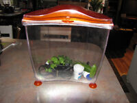 KIDS FISH TANK AND ACCESORIES.