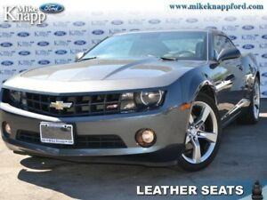 2010 Chevrolet Camaro 2LT  RS,2LT, Manual, Leather, Roof