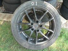 Nissan 200SX Coupe rims and tyres 235/45/17 Kelmscott Armadale Area Preview