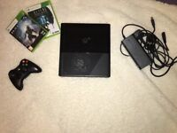 xbox 360 E (with games ) open to prices!!