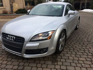 2008 Audi TT Coupe (2 door)