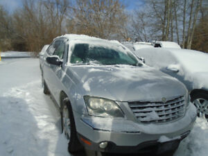 2005 Chrysler Pacifica Touring AWD $3550 Certified