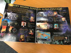 MAC - Sid Meier's Alpha Centauri - For MAC Kitchener / Waterloo Kitchener Area image 2