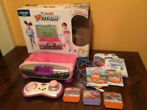 Vtech toy V.SMILE MOTION