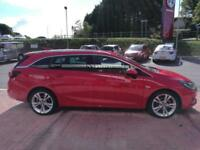 2017 Vauxhall Astra 1.6 Sri Nav Ss 5dr 5 door Estate