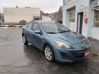 2010 Mazda 3 ONLY 95,000KM 5 SPEED/Certified! Kitchener / Waterloo Kitchener Area Preview