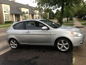 2011 Hyundai Accent Coupe (2 door)