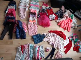 18-24 months girl clothes HUGE BUNDLE