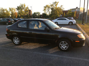 Hyundai Accent GS 2004 Hatchback