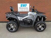 QUADZILLA X8, 2014, 64 REG, ONLY 2 OWNERS FROM NEW & 2614 MILES, VGC, FULL MOT