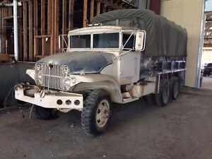 1955 M135 6x6 Army Truck