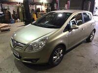 Vauxhall corsa 1.4 design petrol