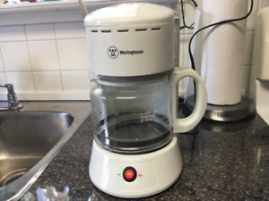 Westinghouse coffee maker