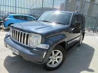 2008 Jeep Cherokee 2.8 TD Limited Station Wagon Auto 4x4 5dr