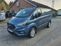 2020 Ford Transit Custom 2.0 EcoBlue 130ps Low Roof Limited Van Panel Van Diesel
