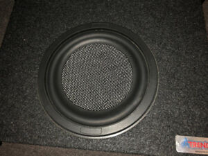 Sub woofer and amplifier