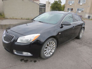 2011 Buick Regal CXL w/1SD SUNROOF LEATHER PWR SEATS