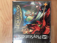 Legend of Dragoon in mint condition