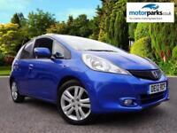 2012 Honda Jazz 1.4 i-VTEC EX 5dr Manual Petrol Hatchback