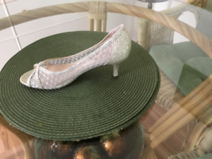 New Prom/Bridal Shoes Never worn