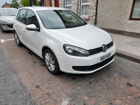 2011 1.6 tdi automatic Golf 12 months mot only 60k miles