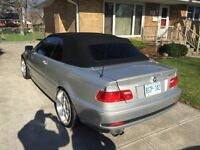 2005 BMW 330 cic Convertible