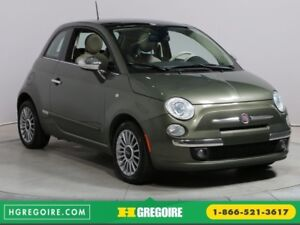 2013 Fiat 500 LOUNGE TOIT CUIR MAGS