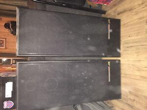 Jvc speakers forsale