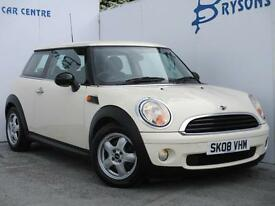 2008 08 Mini One 1.4 Automatic for sale in AYRSHIRE