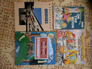 Educational and storybooks