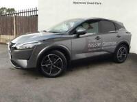 2021 Nissan ALL-NEW QASHQAI 1.3 DiG-T MH Tekna 5dr Hatchback Petrol Manual