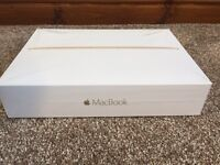 """MACBOOK 12"""" MLHE2BA IN GOLD, JUST 1 MONTH OLD BOXED LIKE NEW, 1 YEAR WARRANTY rrp £1049, MAY SWAP"""