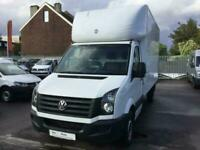 Volkswagen Crafter CR35 Chassis cab LWB 2.0 109 PS TDI 6sp Manual