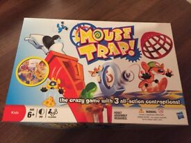Mouse Tap Game (new edition)