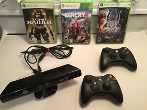 Xbox 360: manette - Kineck - Farcry 4 - Fallen Angel Sacred 2