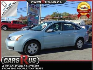 2008 Ford Focus S.....Includes 4 FREE winter tires!!