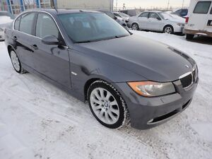 2006 BMW 330Xi-AWD LEATHER FULLY LOADED  6 SPEED-MANUAL