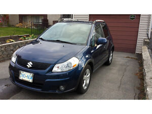 2010 Suzuki SX4 All Wheel Drive 5 Door Hatchback