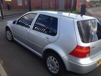 Golf S for sale read add blow in exhaust