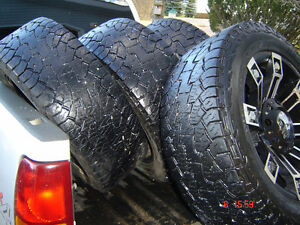 Rims and Tires For Sale Strathcona County Edmonton Area image 2