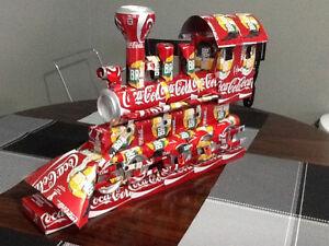 Coca Cola train, reduced $50.00 great deal