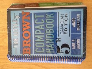 The Little Brown Compact handbook Fifth Canadian Edition