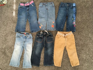 Size 18-24 mons girls Jeans