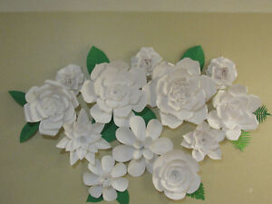 Wedding decoration- giant paper flowers Kitchener / Waterloo Kitchener Area image 7